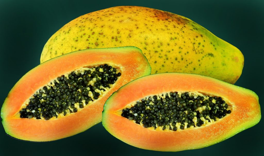 how papaya helps lose weight fast